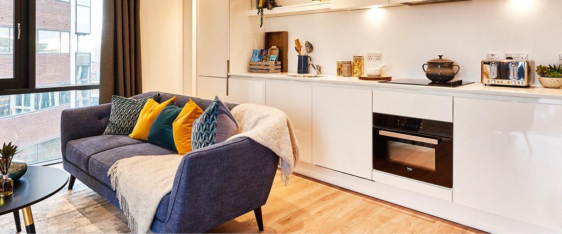 The Lansdowne - Way of Life - Kitchen