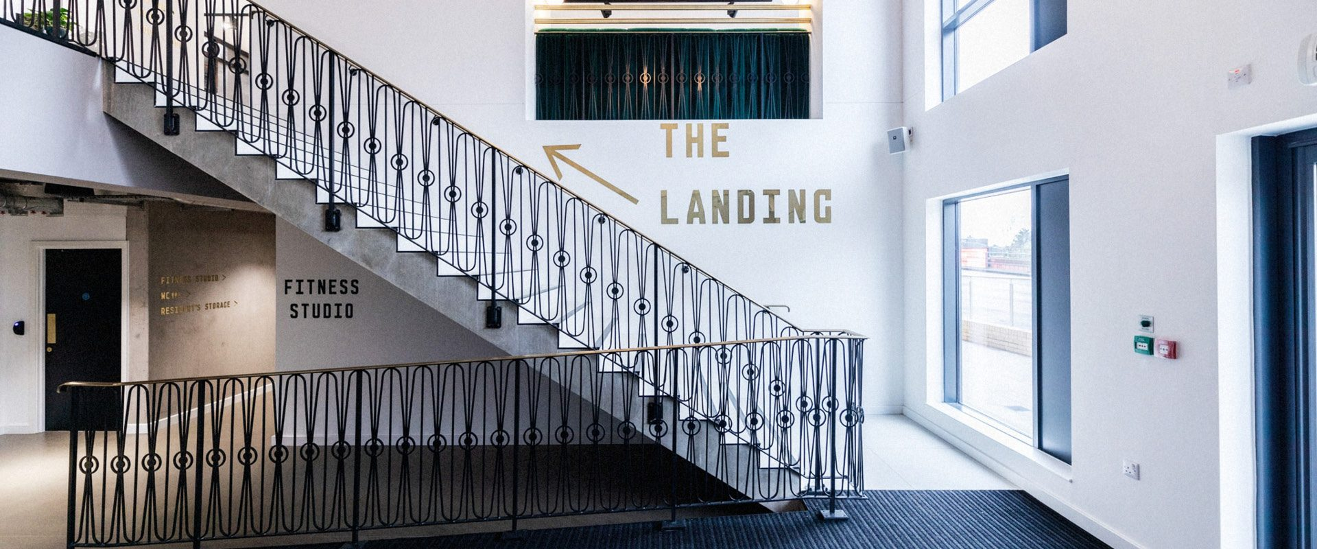 The Lansdowne - Way of Life - Entrance hall