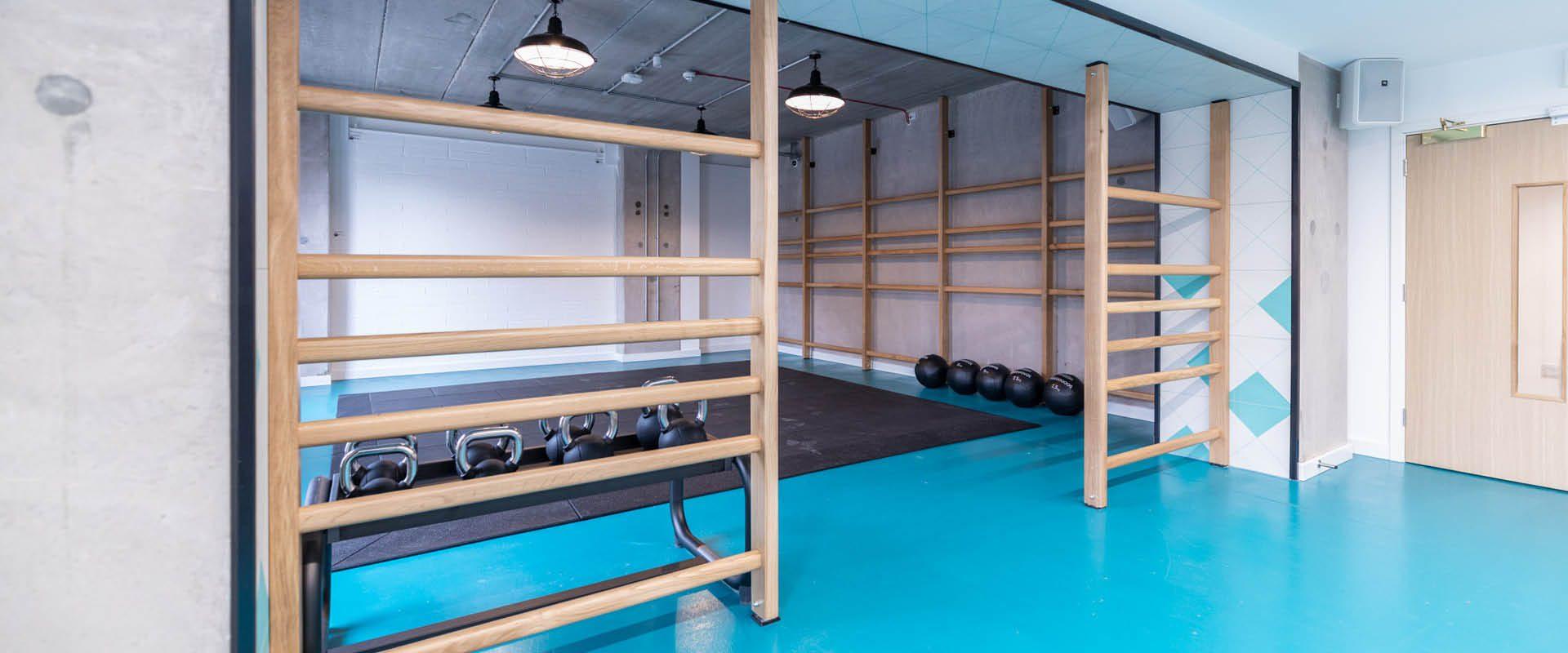 The Lansdowne - Way of Life - Fitness Studio