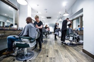 Everyman Barbers image