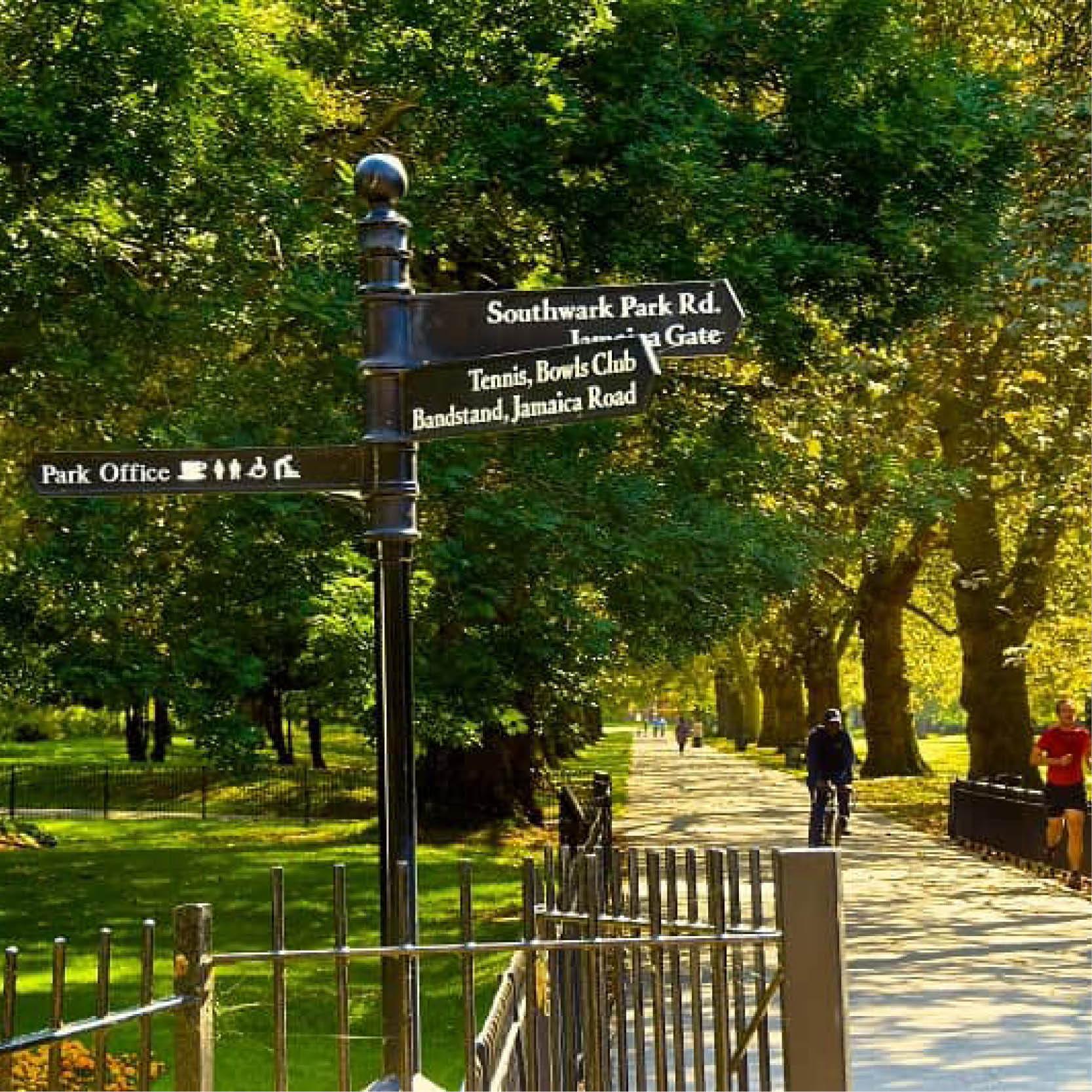 Way of Life - Vida House - Southwark Park