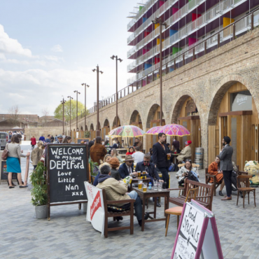 Deptford Market Yard image