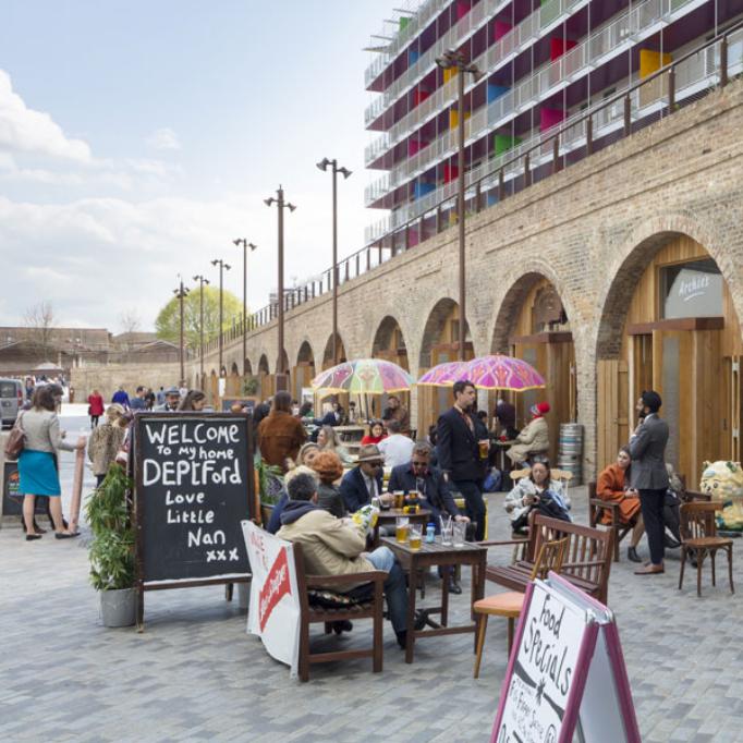 Way of Life - Vida House - Deptford Market Yard