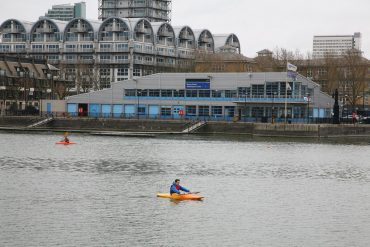 Surrey Docks Fitness & Water Sports Centre image