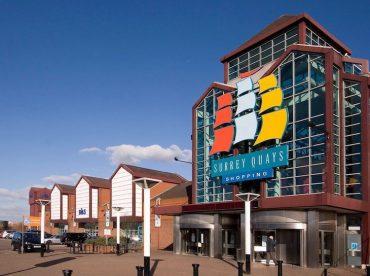 Surrey Quays Shopping Centre image