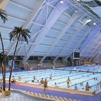 Manchester Aquatics Centre image