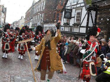 Dickensian Christmas Festival image