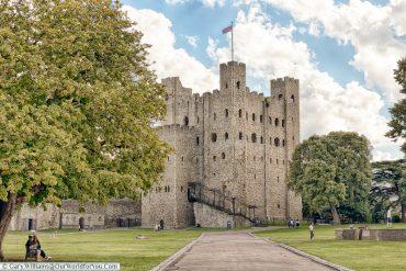 Rochester Castle image