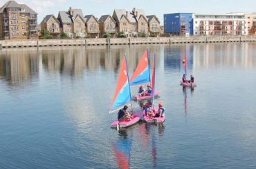 Chatham Maritime Watersports Centre image