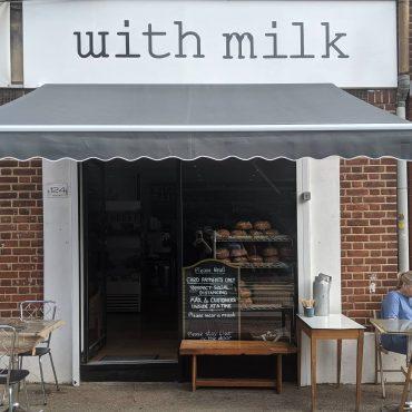 With Milk image