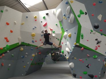 Stronghold Climbing Centre image